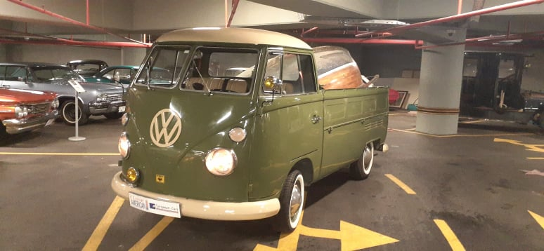 VolksWagen T1 Sıngle cab