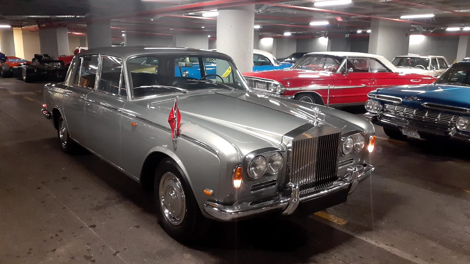 ROLLS ROYCE Silver Shadow 1968